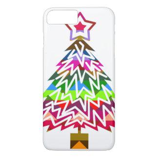 クリスマスツリー iPhone 8 PLUS/7 PLUSケース