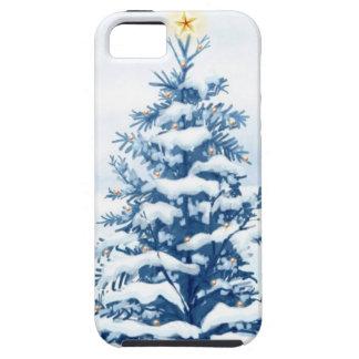 クリスマスツリーiphone5の箱 iPhone SE/5/5s ケース