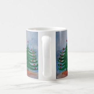 クリスマスツリーNug コーヒーマグカップ