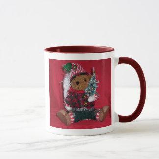 クリスマステッド マグカップ
