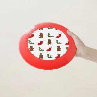 クリスマスパターン Wham-Oフリスビー