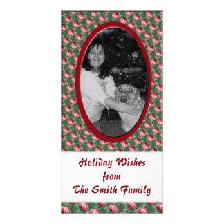 クリスマスフレーム カード