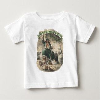 クリスマスプレゼントの幽霊 ベビーTシャツ