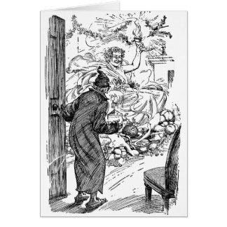 クリスマスプレゼント グリーティングカード
