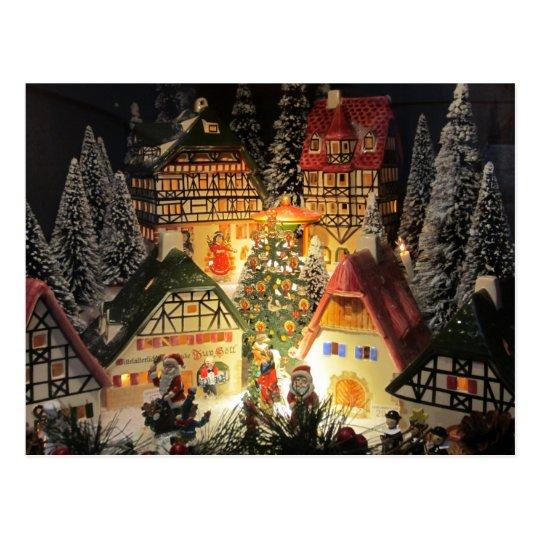 クリスマスポストカード ポストカード