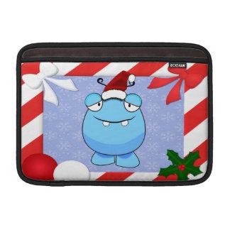 クリスマスモンスター MacBook スリーブ