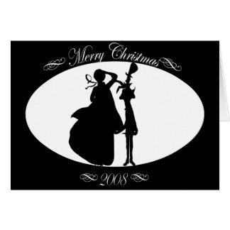 クリスマス歌手 カード