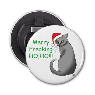 クリスマス猫 栓抜き