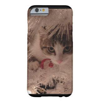 クリスマス猫 BARELY THERE iPhone 6 ケース