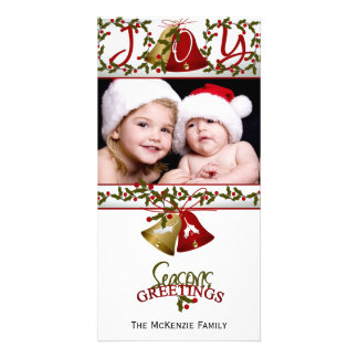 クリスマス鐘 カード