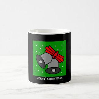 クリスマス鐘 コーヒーマグカップ