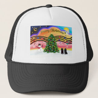 クリスマス音楽2 -スキッパーキ(2) キャップ