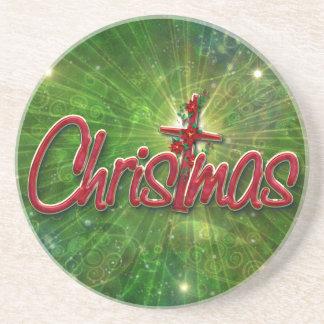 クリスマス1のコースター コースター