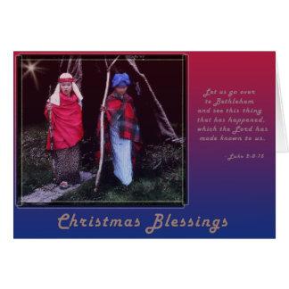 クリスマス2011年- 3 カード