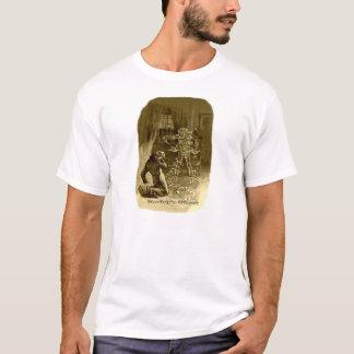 クリスマス-クリスマスキャロルのScrooge Tシャツ