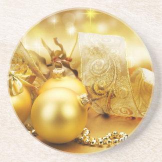 クリスマス コースター