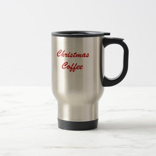 クリスマス|テディ|くま|メッセージ コーヒーマグ