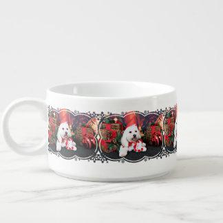 クリスマス-トービー-混合された品種 チリボウル