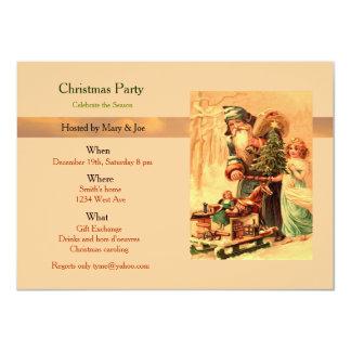 クリスマス・パーティ カード
