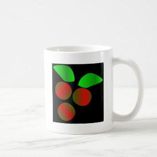 クリスマス|ヒイラギ コーヒーマグカップ