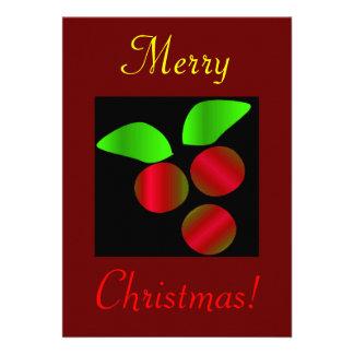 クリスマス ヒイラギ II