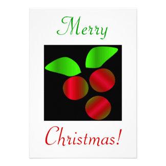クリスマス ヒイラギ V