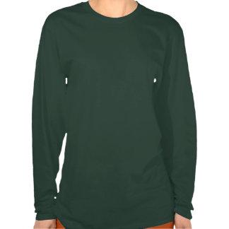 クリスマス ポインセチア 黒 灰色 V T シャツ