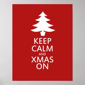 クリスマス ポスター