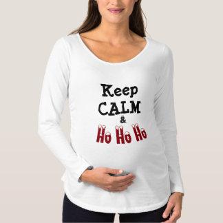 クリスマス マタニティTシャツ