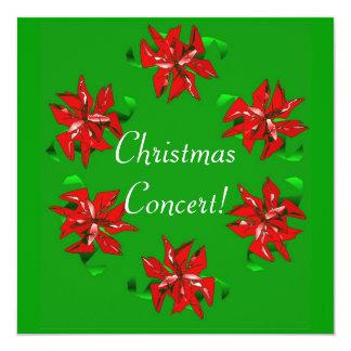クリスマス|リース 13.3 スクエアインビテーションカード