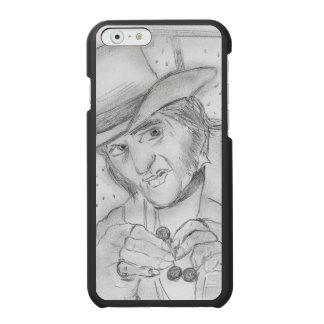 クリスマス-白黒のScrooge Incipio Watson™ iPhone 5 財布型ケース