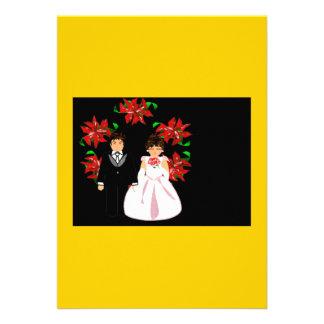 クリスマス 結婚 カップル リース 金ゴールド