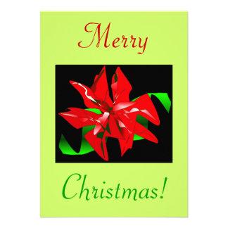 クリスマス 花 IV