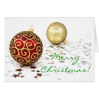 クリスマス 英語 I グリーティング・カード