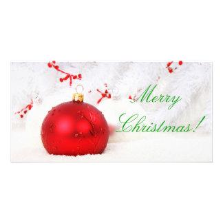 クリスマス 赤い 白い メリー I