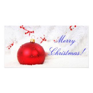 クリスマス 赤い 白い メリー II