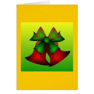 クリスマス 鐘 IV グリーティングカード