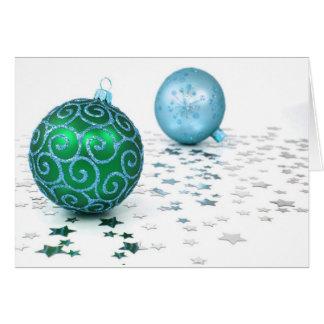 クリスマス Fröhliche Weihnachten II カード