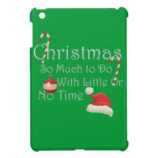 クリスマス iPad MINIケース