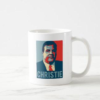 クリスChristieの希望 コーヒーマグカップ