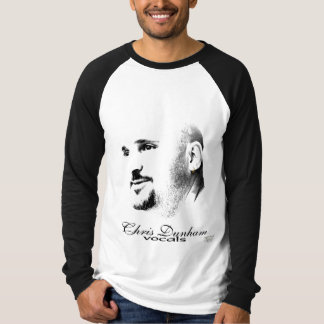 クリスDunham - Vocals Tシャツ