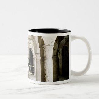 クリプトの眺め ツートーンマグカップ