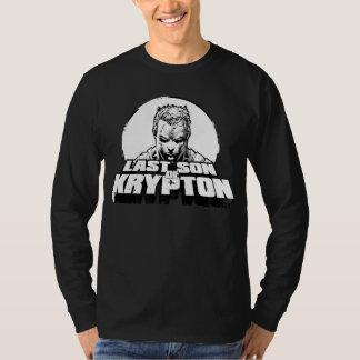クリプトンのスーパーマンの最後の息子 Tシャツ