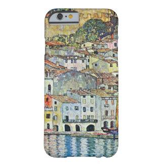 クリムトによるGardaseeのイタリアンな村Malcena Barely There iPhone 6 ケース
