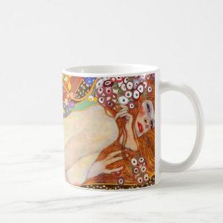 クリムトの芸術のマグ コーヒーマグカップ