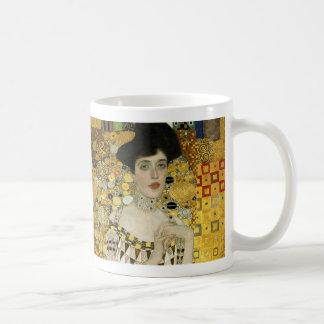 クリムトの覆いによるアデールBauer コーヒーマグカップ