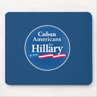 クリントンキューバ人のマウスパッド マウスパッド