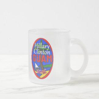 クリントングアム2016マグ フロストグラスマグカップ