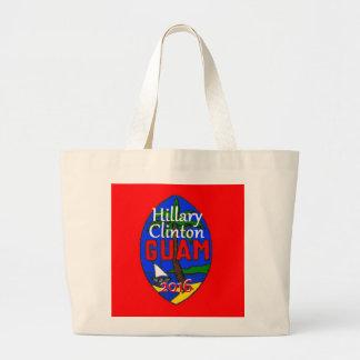 クリントングアム2016年 ラージトートバッグ