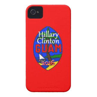 クリントングアム2016年 Case-Mate iPhone 4 ケース